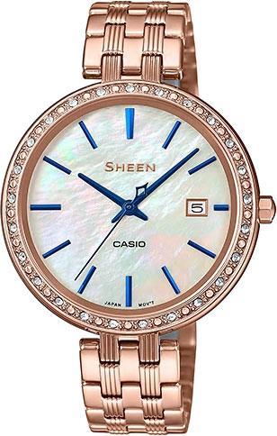 Часы Casio SHE-4052PG-2AUEF