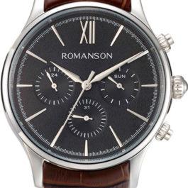 Часы Romanson TL 8A25F MW(BK)BN