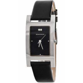 Часы Romanson DL 9198S MW(BK)