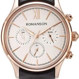 Часы Romanson TL 8A25F MR(WH)