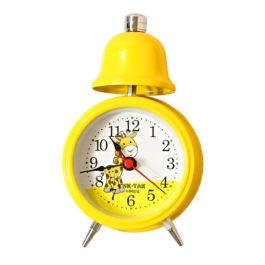 Будильник Тик Так Б-825 Желтый