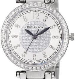 Наручные часы Romanson RM6A03QLW(WH)