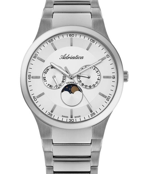 Часы Adriatica A1145.4113QF