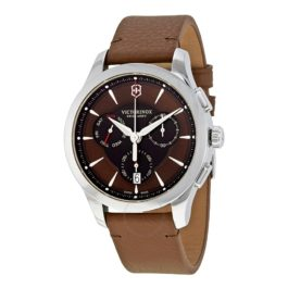 victorinox swiss army alliance chronograph men s watch 241749