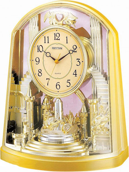 Часы Rhythm 4SG762WR18