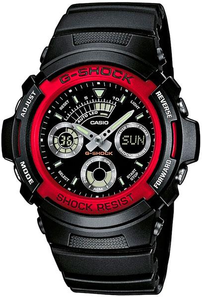 Часы Casio AW-591-4A