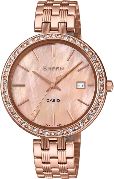 Часы Casio SHE-4052PG-4AUEF