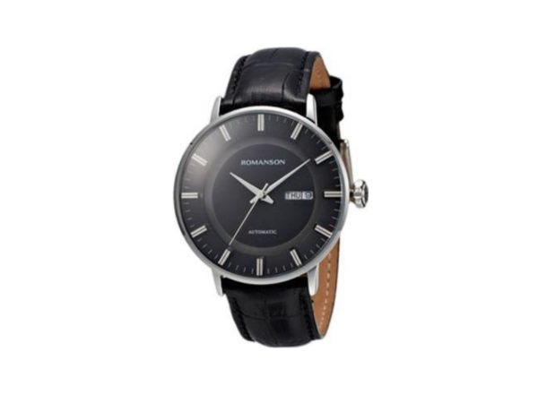 Часы Romanson TL 4254R MW(BK)