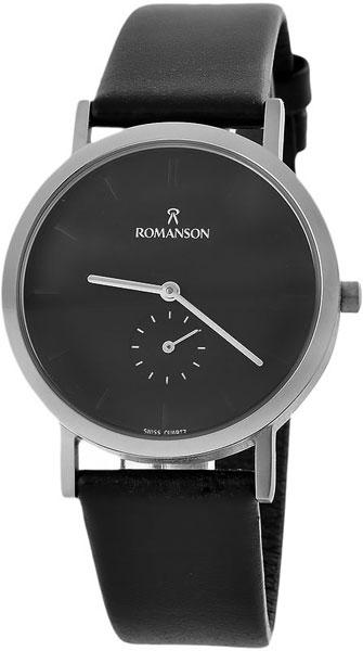 Часы Romanson DL 9782H MW(BK)