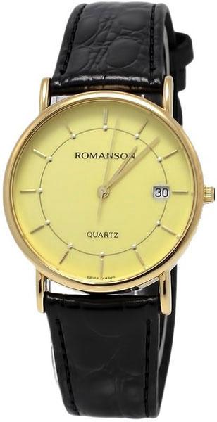 Часы Romanson NL 1120S MG(GD)