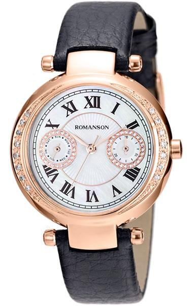 Часы Romanson RL 6A18Q LR(WH)