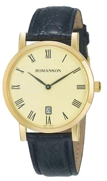 Часы Romanson TL 5507C MG(GD)