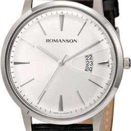 Часы Romanson TL 4201 MW(BK)BK