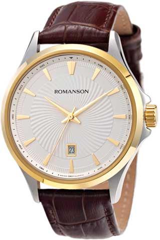 Часы Romanson TL 4222 MC(WH)