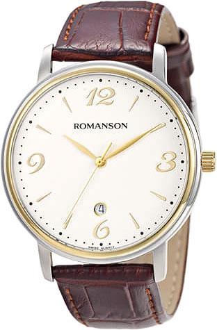 Часы Romanson TL 4259 MC(WH)