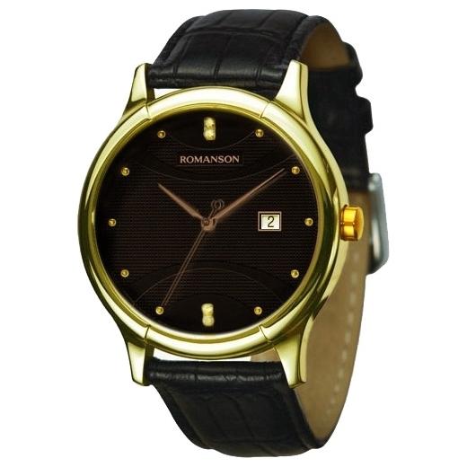 Часы Romanson TL 1213S MG(GD)
