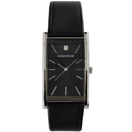 Часы Romanson DL 2158C MW(BK)