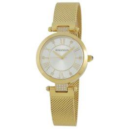 Часы ROMANSON RM 7A16Q LG(WH)