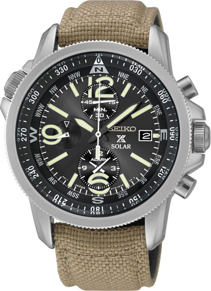 Часы Seiko SSC293P1