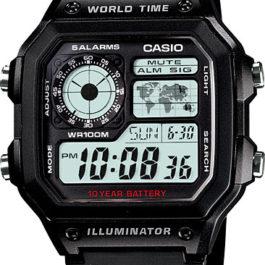 Наручные часы Casio Collection AE-1200WH-1A