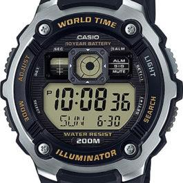 Наручные часы Casio Collection AE-2000W-9A с хронографом