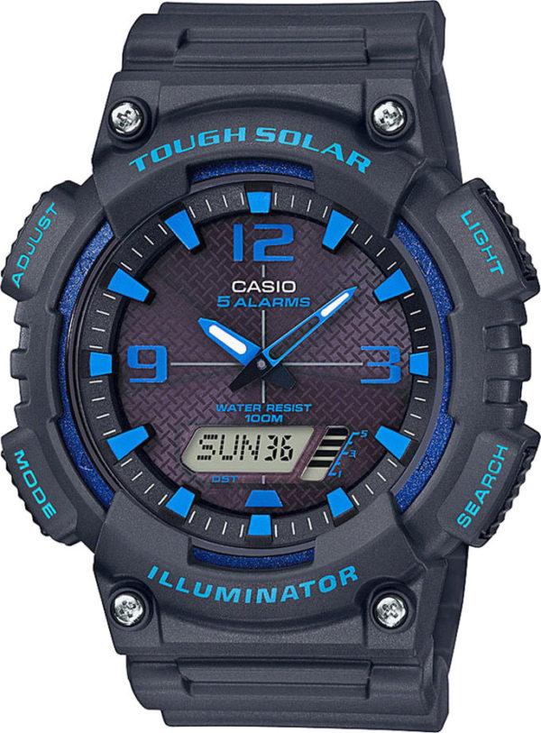 Наручные часы Casio Collection AQ-S810W-8A2VEF с хронографом
