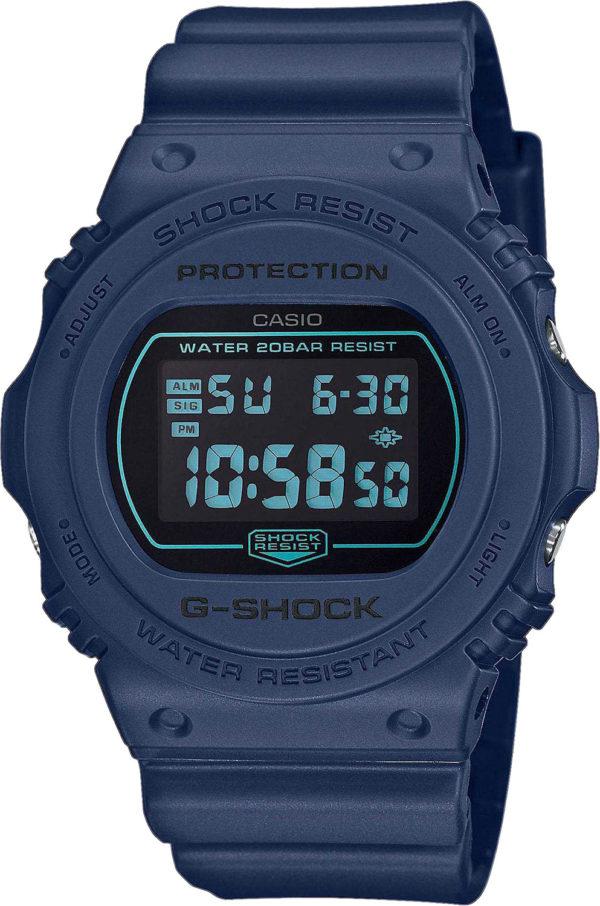 Наручные часы Casio G-SHOCK DW-5700BBM-2ER с хронографом