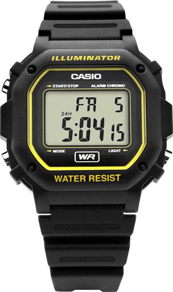 Наручные часы Casio Collection F-108WH-2A2