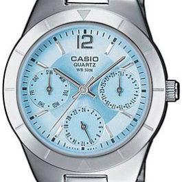 Японские наручные часы Casio Collection LTP-2069D-2A