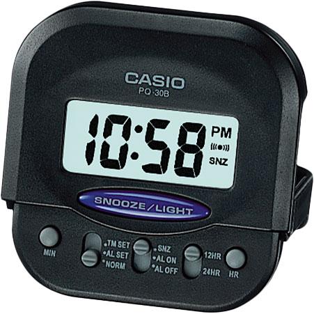 Настольные часы Casio PQ-30B-1E