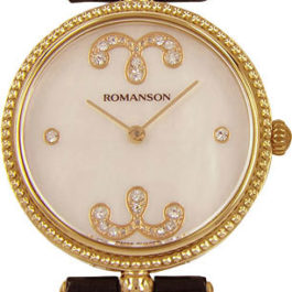 Наручные часы Romanson RL0363LG(PINK)