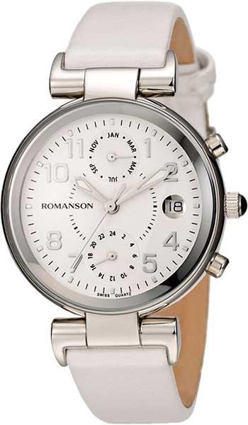 Наручные часы Romanson RL4211FLW(WH)