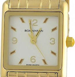 Наручные часы Romanson RM 3243 LG(WH)
