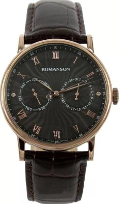Наручные часы Romanson TL1275BMR(BK)BN