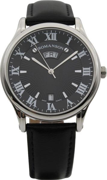 Наручные часы Romanson TL0393MW(BK)