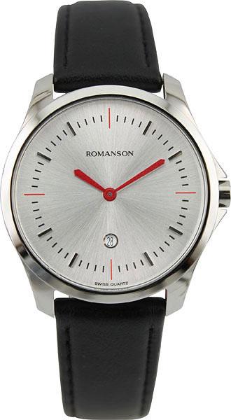Наручные часы Romanson TL4214UUW(WH)BK