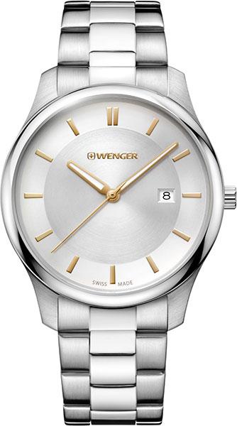 Швейцарские наручные часы Wenger 01.1441.105