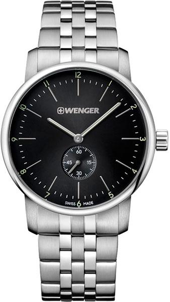 Швейцарские наручные часы Wenger 01.1741.105