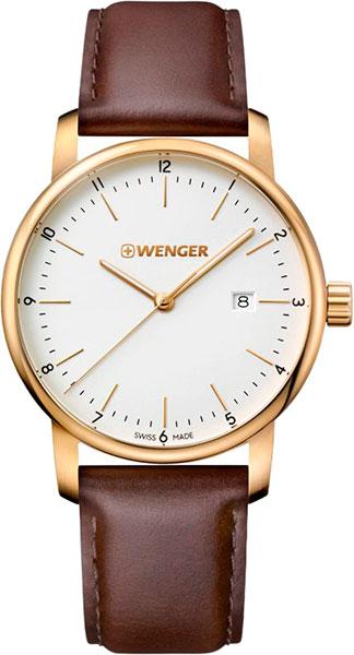 Швейцарские наручные часы Wenger 01.1741.108