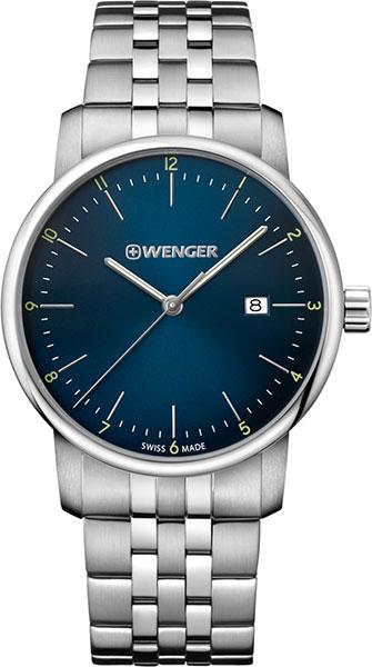 Швейцарские наручные часы Wenger 01.1741.123