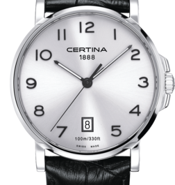Наручные часы Certina C017.410.16.032.00