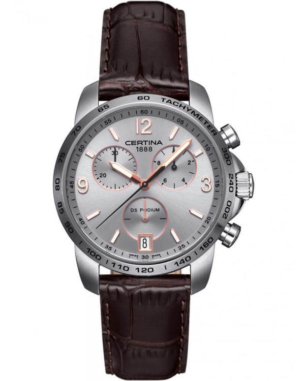 Наручные часы Certina C001.417.16.037.01