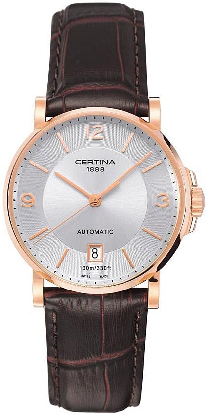 Наручные часы Certina C017.407.36.037.00