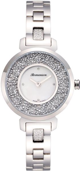 Наручные часы Romanson RM6A36QLW(WH)