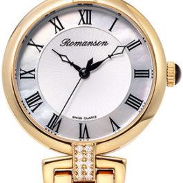 Наручные часы Romanson RM8A29QLG(WH)