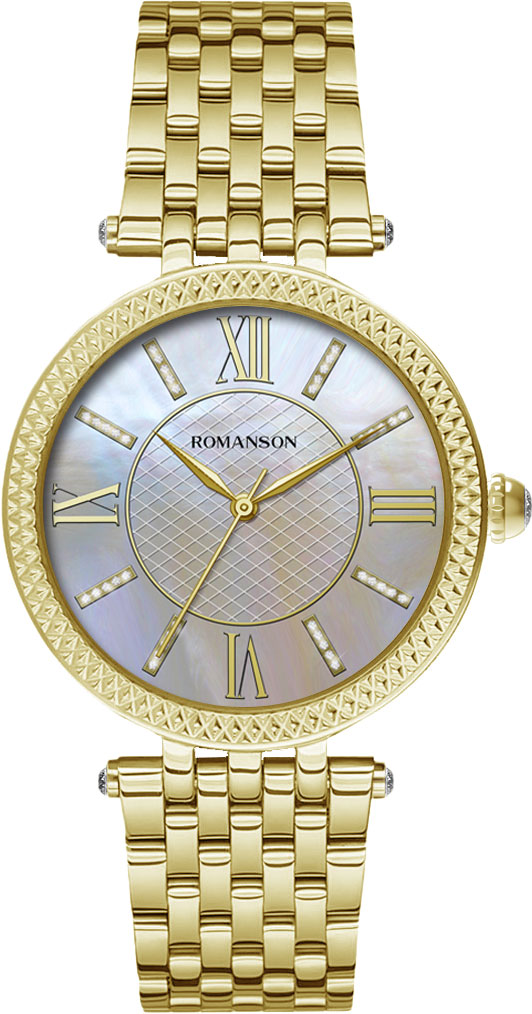 Наручные часы Romanson RM8A39LLG(WH)