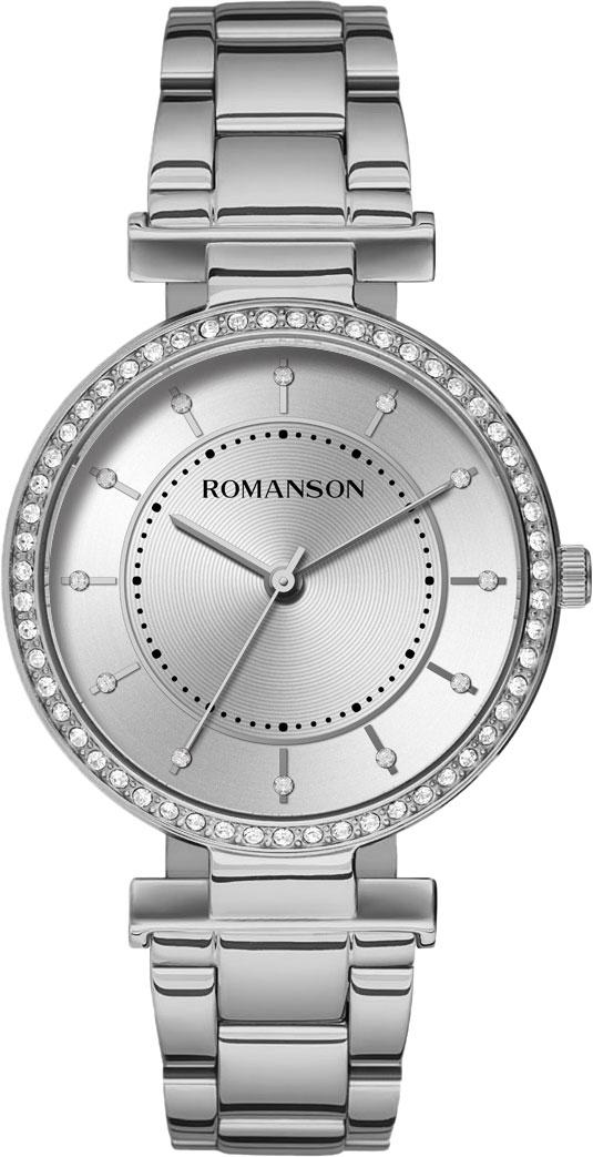 Наручные часы Romanson RM8A44TLW(WH)