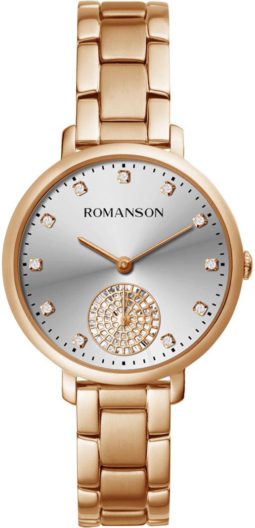 Наручные часы Romanson RM9A14LLR(WH)