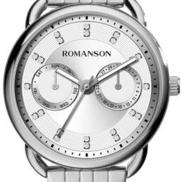 Наручные часы Romanson RM9A16FLW(WH)