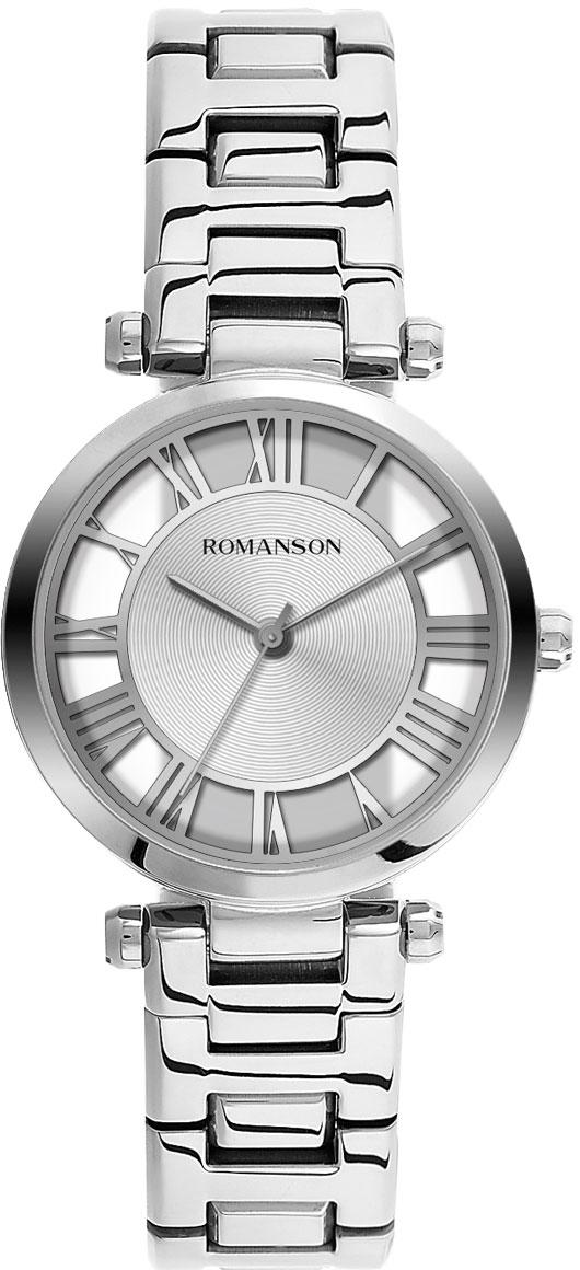 Наручные часы Romanson RM9A17LLW(WH)